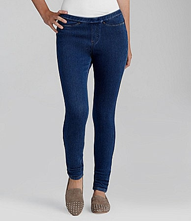 HUE The Original Jeans Leggings