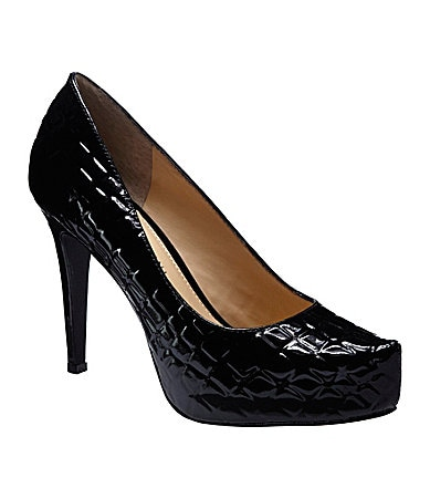 Gianni Bini Haley Platform Pumps