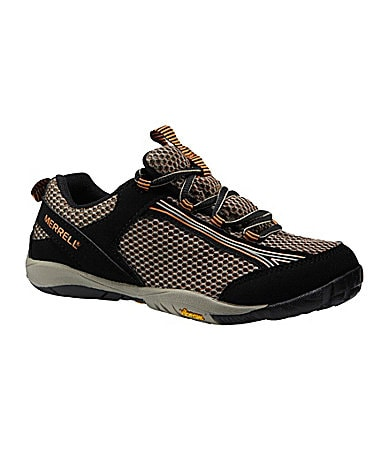 Merrell Boys Flux Glove Lace-Up Sneakers
