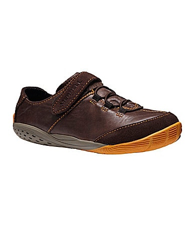 Merrell Boys Reach Glove Alternative Closure Sneakers