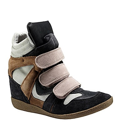 Steve Madden Hilight Wedge Sneakers