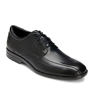 Rockport Business Lite Bike-Toe Dress Shoes