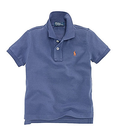 Ralph Lauren Childrenswear 2T-7 Classic Polo Shirt