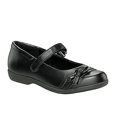 Stride Rite Girls Lesley Mary Jane Flats