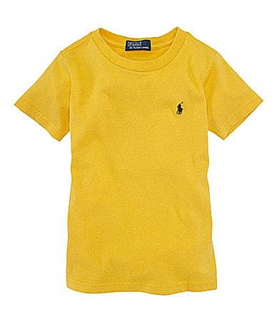 Ralph Lauren Childrenswear 2T-7 Preppy Tee