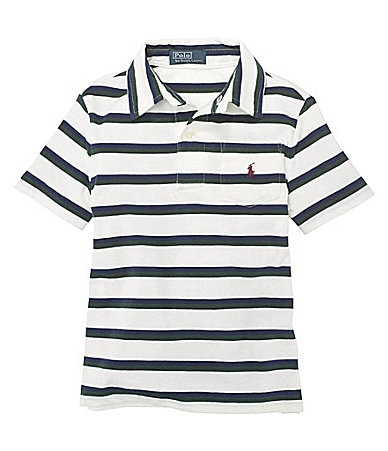 Ralph Lauren Childrenswear 2T-7 Jersey Polo Shirt