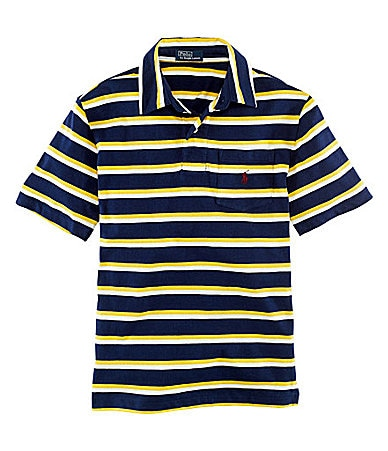 Ralph Lauren Childrenswear 8-20 Jersey Polo Shirt