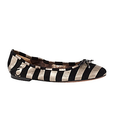 Sam Edelman Felicia Striped Flats