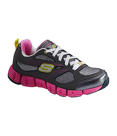Skechers Girls Stride Lace-Up Sneakers