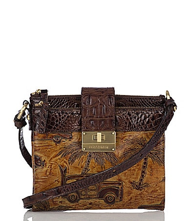 Brahmin Copa Cabana Collection Mojito Cross-Body Bag