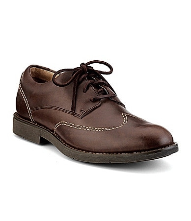 Sperry Top-Sider Men�s Jamestown Wingtip Oxfords