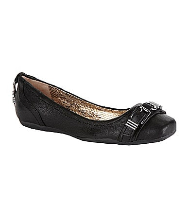 GB Gianni Bini Pop-Quiz Ballet Flats