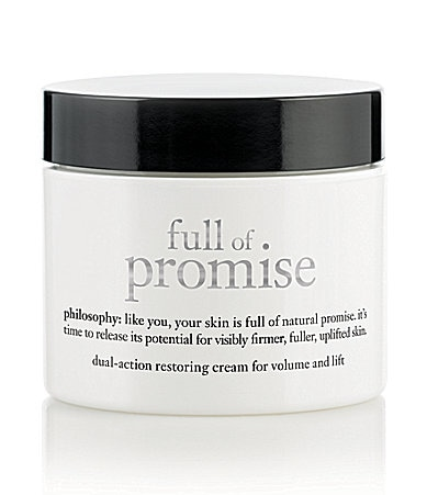 philosophy full of promise cream