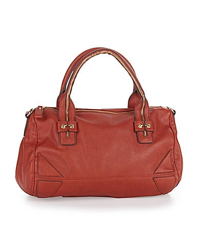 Jessica Simpson Zip Me Up Satchel