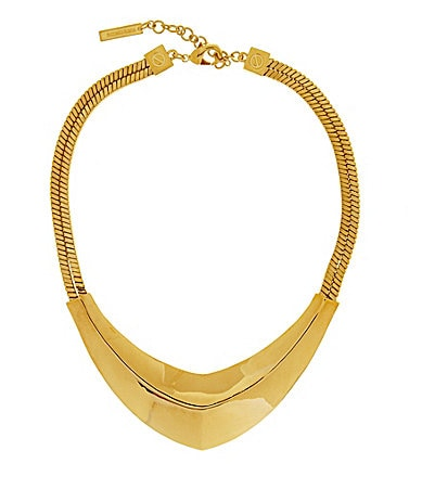 Vince Camuto Goldtone Statement Necklace