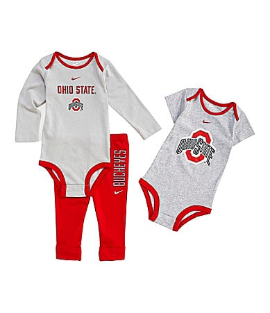 Nike Infant Ohio State Buckeyes Undie Set