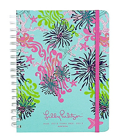Lilly Pulitzer 17 Month Large Agenda