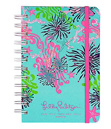 Lilly Pulitzer 17-Month Pocket Agenda