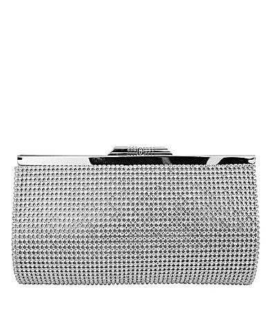 Nina Bridal Marjory Beaded Roll Clutch