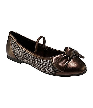 Kenneth Cole Reaction Girls Dip Up Flats
