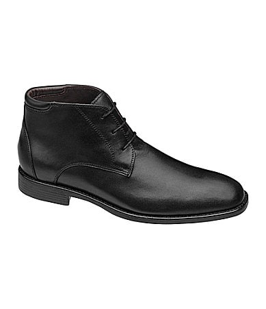 Johnston & Murphy Men�s XC4 Suffolk Plain Toe Boots