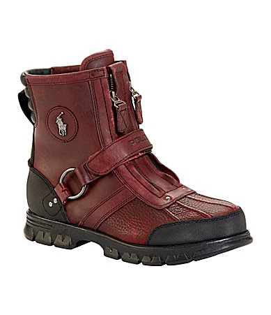 Polo Ralph Lauren Men�s Conquest III Rugged Boots