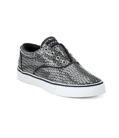 Sperry Top-Sider Striper Laceless Sneakers