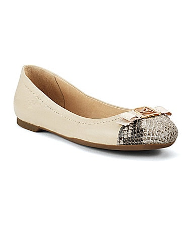 Sperry Top-Sider Serena Cap-Toe Flats