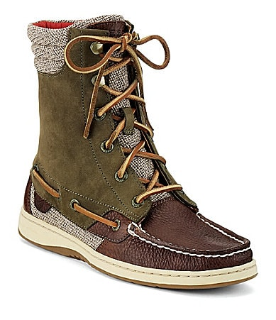Sperry Top-Sider Hiker Fish Boots