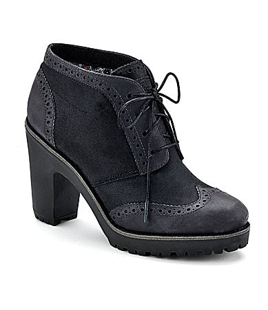 Sperry Top-Sider Emory Platform Booties