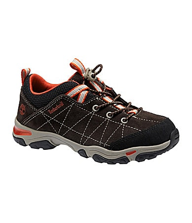 Timberland Boys Earthkeepers Trail Force Bungee Oxfords