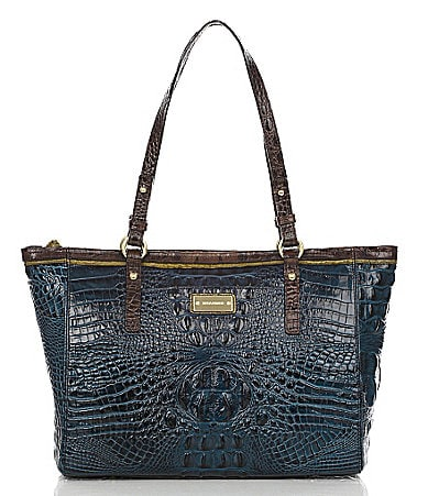 Brahmin Tri-Color Collection Medium Arno Tote