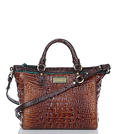 Brahmin Tri-Color Collection Mini Arno Tote