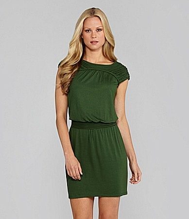 M.S.S.P. Seamed Detail Dress