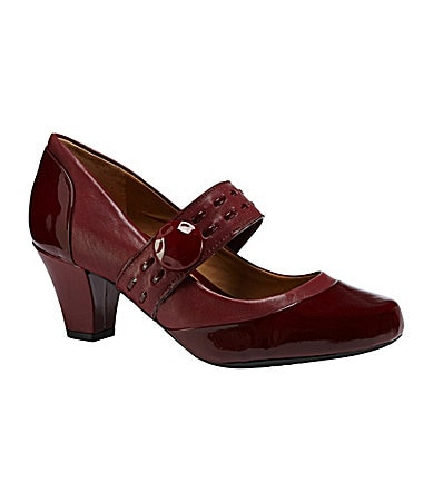 Michelle D Vikki Mary Jane Pumps