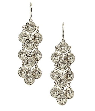 Roberta Chiarella Goddess Chandelier Earrings