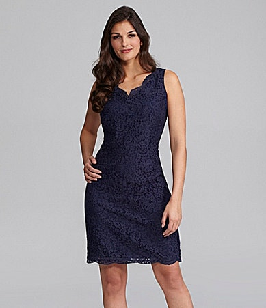 Alex Marie Evelyn Lace Dress