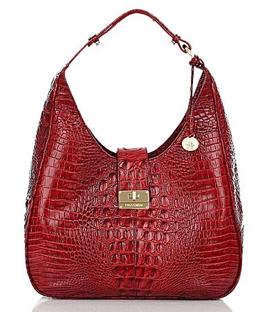 Brahmin Melbourne Collection Maggie Hobo