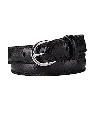 Lauren Ralph Lauren Faux Serpent Belt
