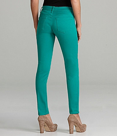 Copper Key Colored Skinny Jeans