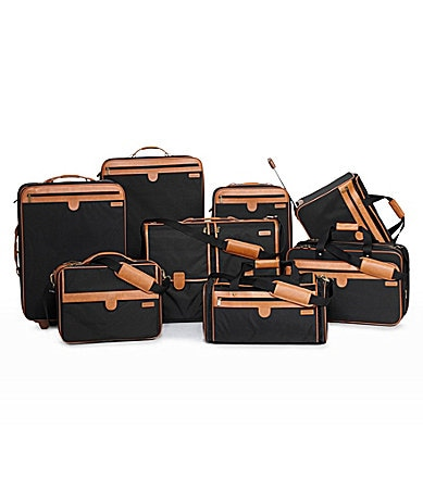 Hartmann Packcloth Black Luggage Collection