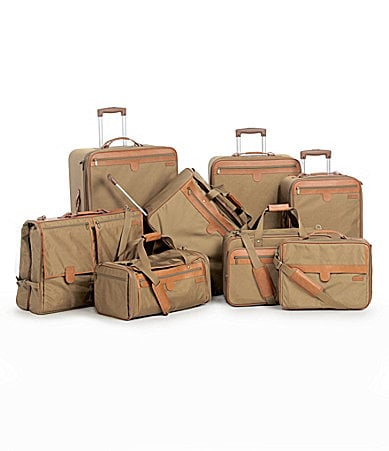 Hartmann Packcloth Khaki Luggage Collection