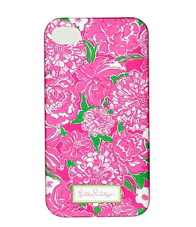 Lilly Pulitzer 4/4s iPhone Cover