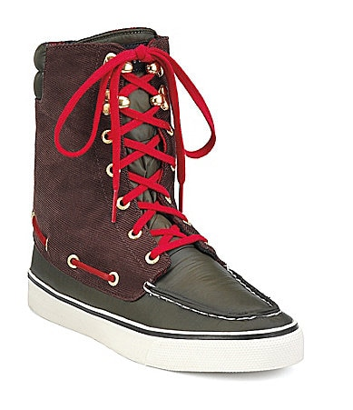 Sperry Top-Sider Acklins Lace-Up Boots