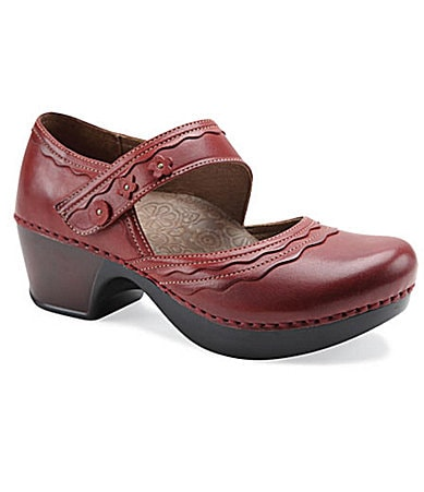 Dansko Harlow Mary Jane Loafers