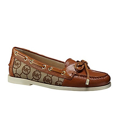 MICHAEL Michael Kors Blair Boat Shoes
