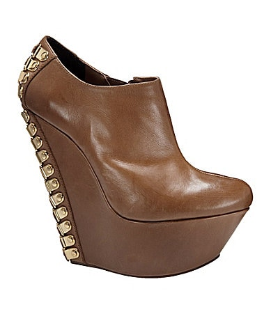 Betsey Johnson Maysy Platform Booties