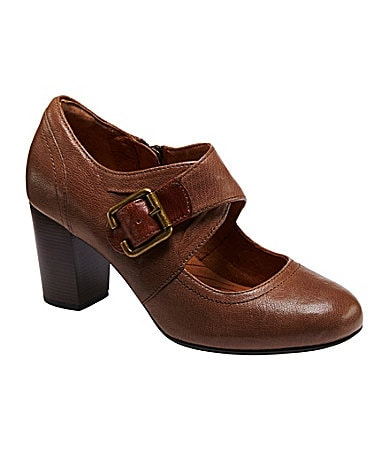 Clarks Town Club Mary Jane Pumps