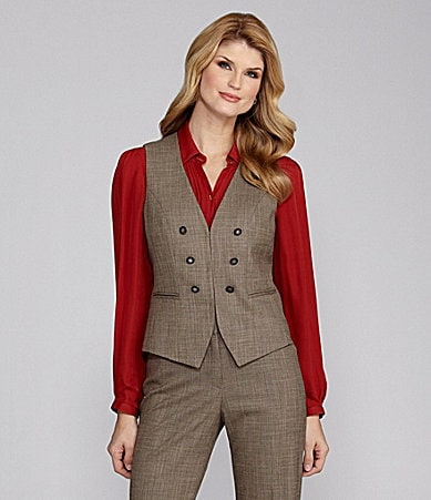 Antonio Melani Azia Suiting Vest