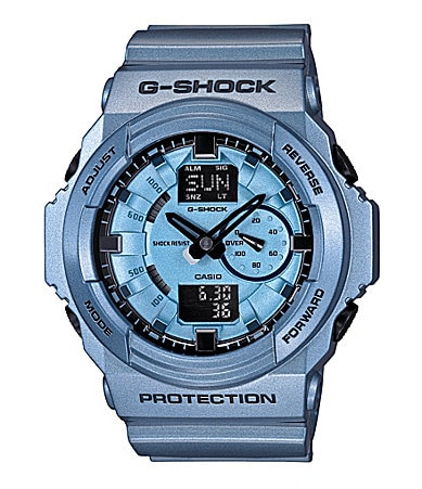 G-Shock XL Blue Ana-Digi Watch